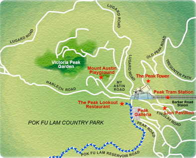 POK FU LAM COUNTRY PARK